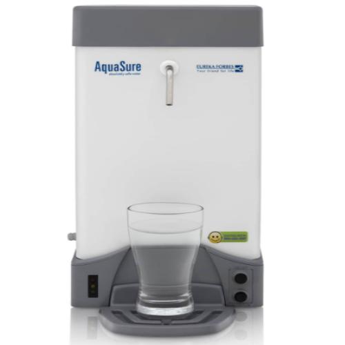 Eureka Forbes Aquasure from Aquaguard Aquaflo DX Wall Mountable UV White 120 L hr Water Purifier