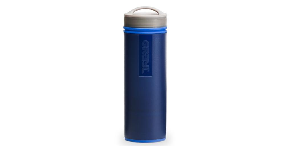 GRAYL Ultralight Water Purifier with Filter Bottle