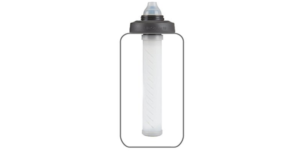 Lifestraw LSUN01FK01 Universal Water Bottle Filter
