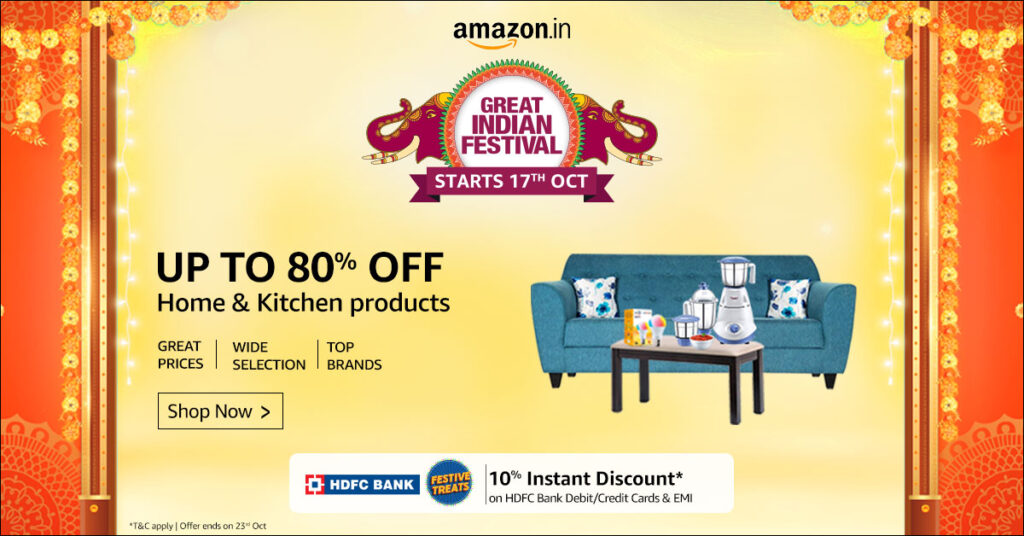 Amazon Great Indian Festival Offers 2020 On Water Purifiers