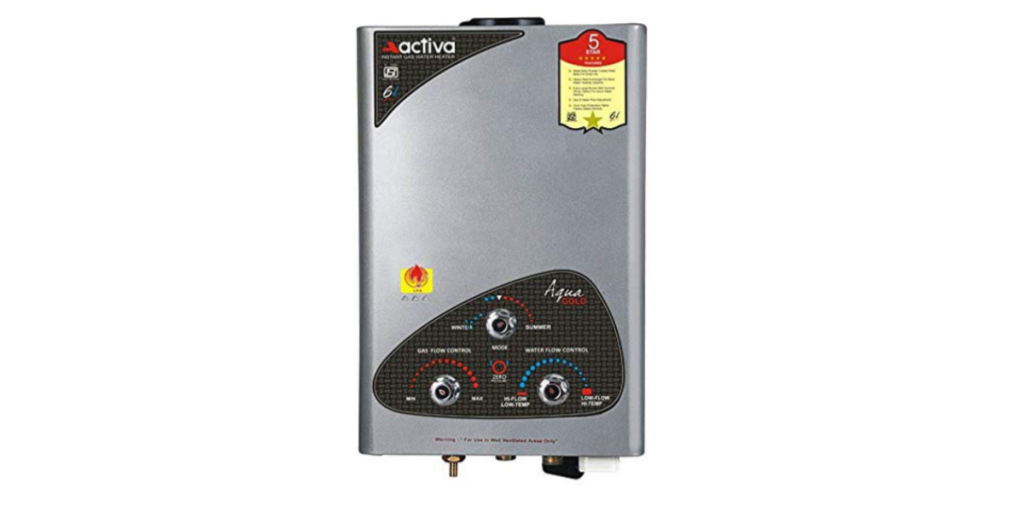 10 Best Gas Water Heater In India 2021 4