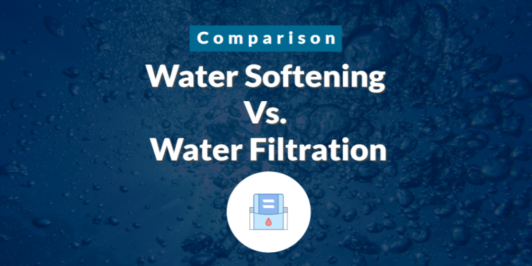 Water Softener Vs Water Filtration – Which Is Best