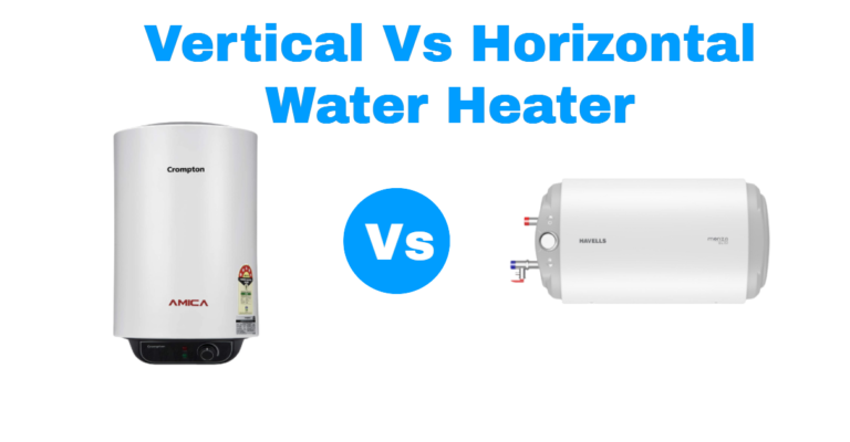 Vertical Vs Horizontal Water Heater
