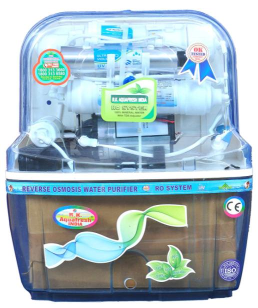 Aquafresh Water Purifier Review 2