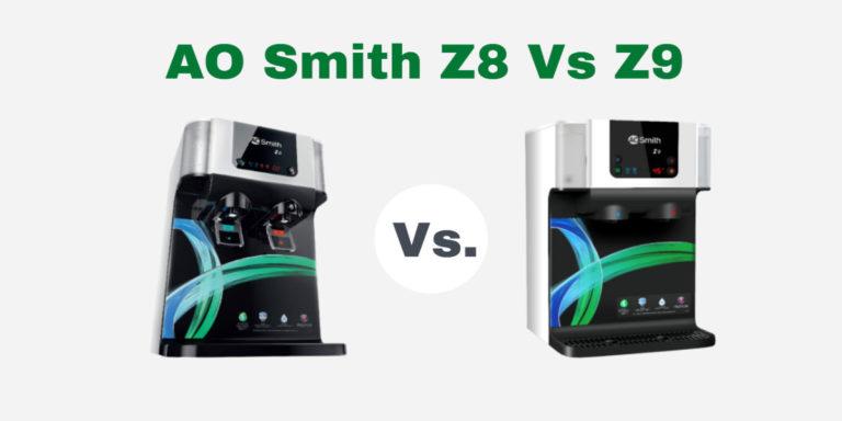 A.O Smith Z8 Vs Z9 – Comparison